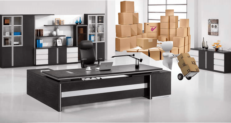Office movers, Office Removal accros UAE
